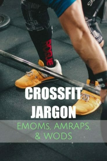 crossfit terms terminology and abbreviations. AMRAP WOD EMOM guide