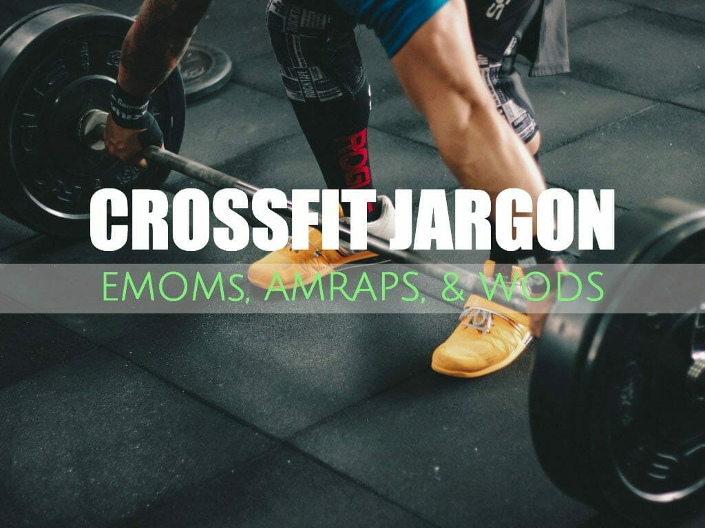 crossfit terms terminology and abbreviations