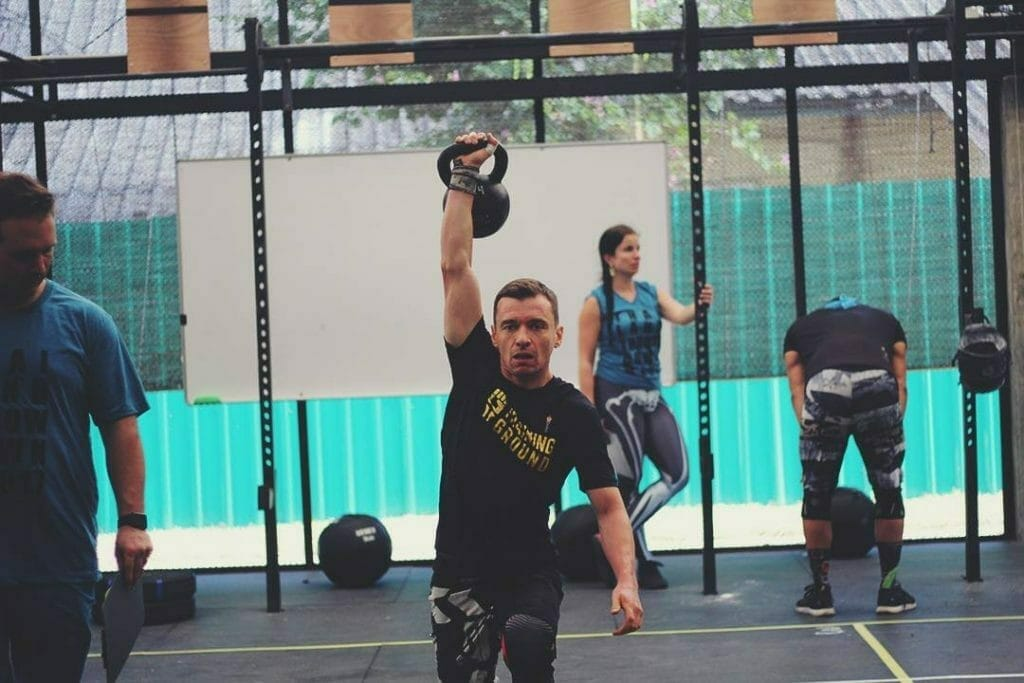 crossfit and yoga
