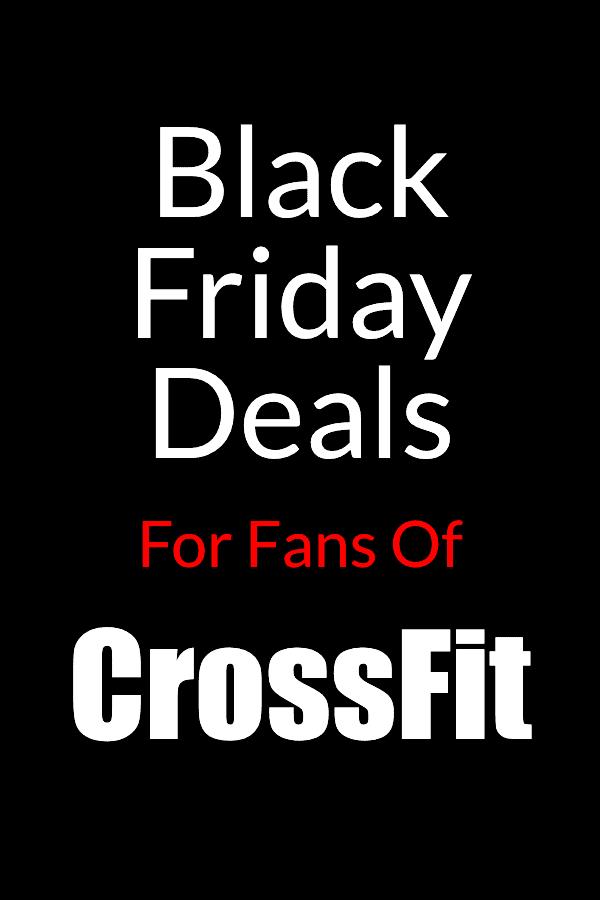 Black Friday deals for fans of CrossFit