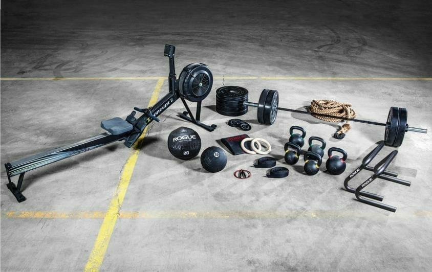 Rogue Crossfit Warriror Home Equipment Package