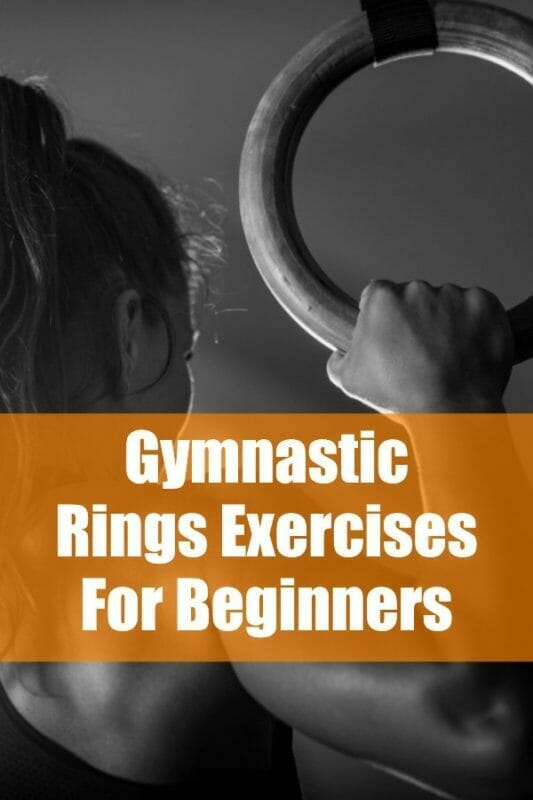 Beginner Gymnastic Rings Workouts