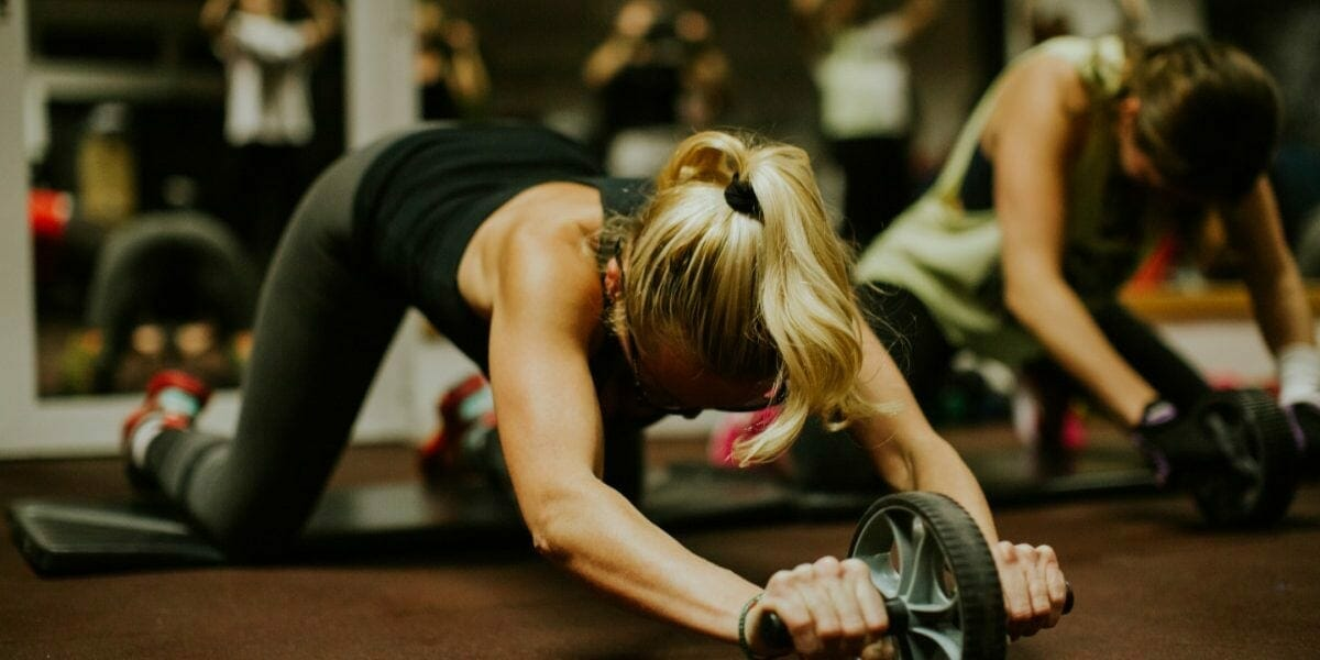 Crossfit Group Training or F45