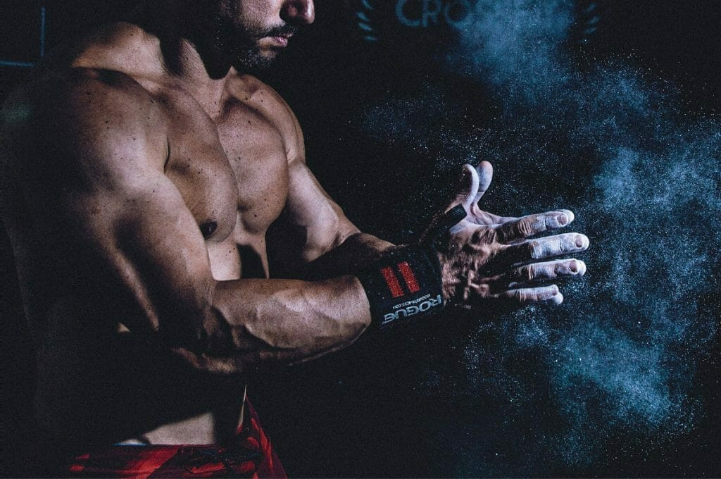 Crossfit Wrist Wraps By Rogue Fitness