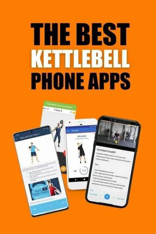 Kettlebell Phone Apps
