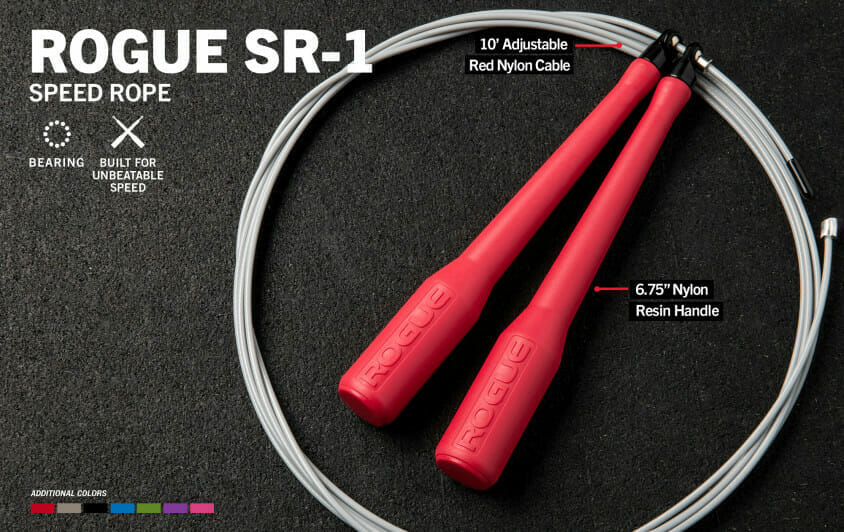 rogue sr1 speed rope