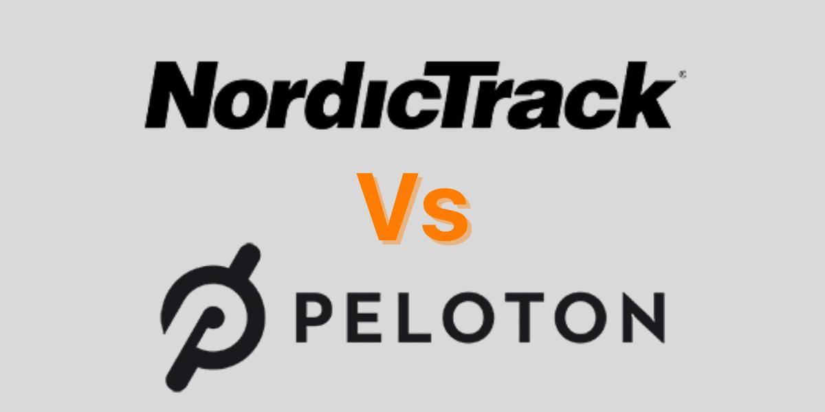 nordictrack vs peloton exercises bikes comparison