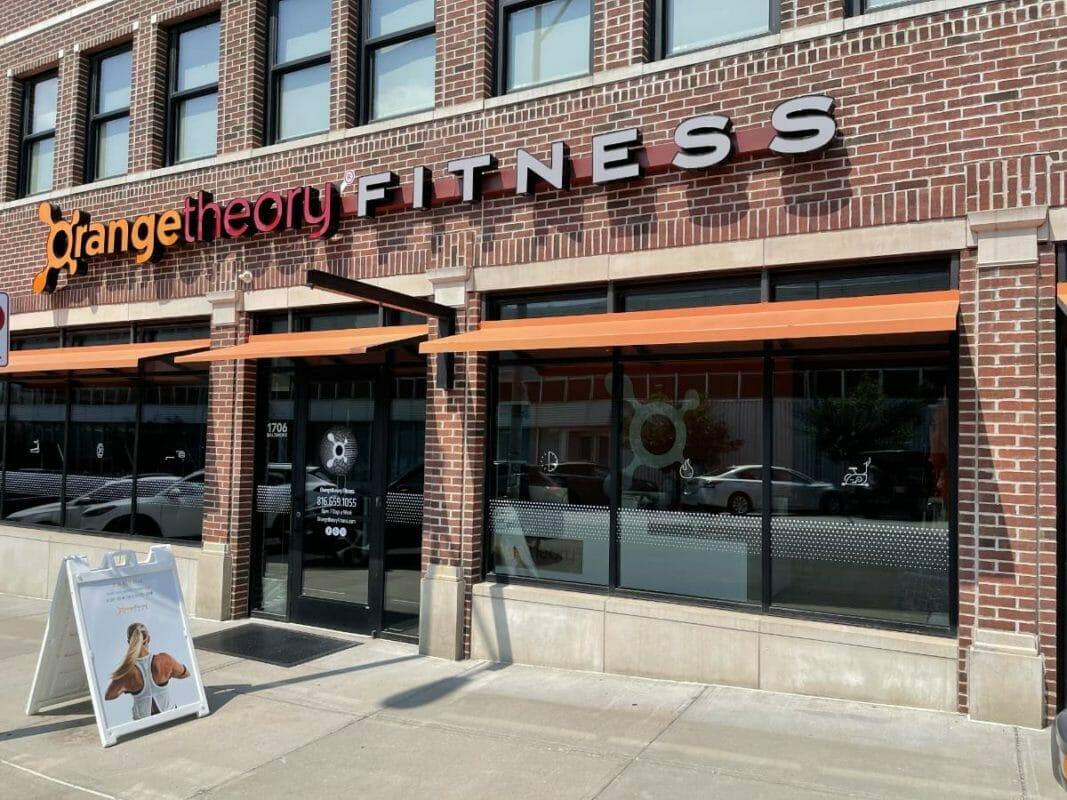 Orange theory fitness gym