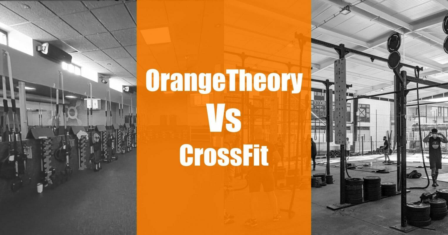 crossfit vs orangetheory