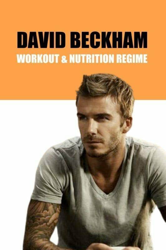 david beckham workouts
